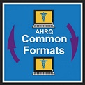 AHRQ's Common Formats Logo